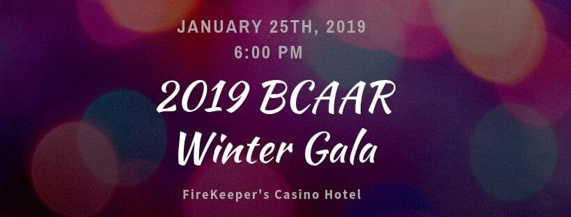 2019 Winter Gala Banner